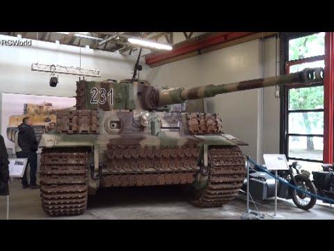 tiger i 1 panzer tank panzermuseum munster stahl auf der heide 2015 wehrmacht ww2 youtube. Black Bedroom Furniture Sets. Home Design Ideas
