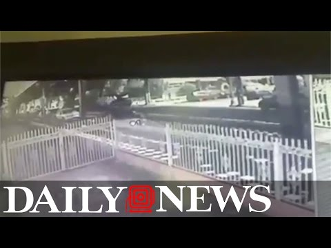 Video shows Queens imam and assistant shot to death