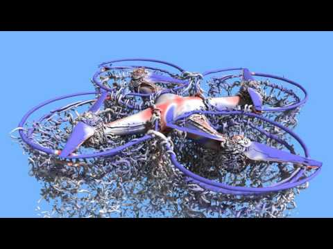 Exploring Drone Aerodynamics With Computers