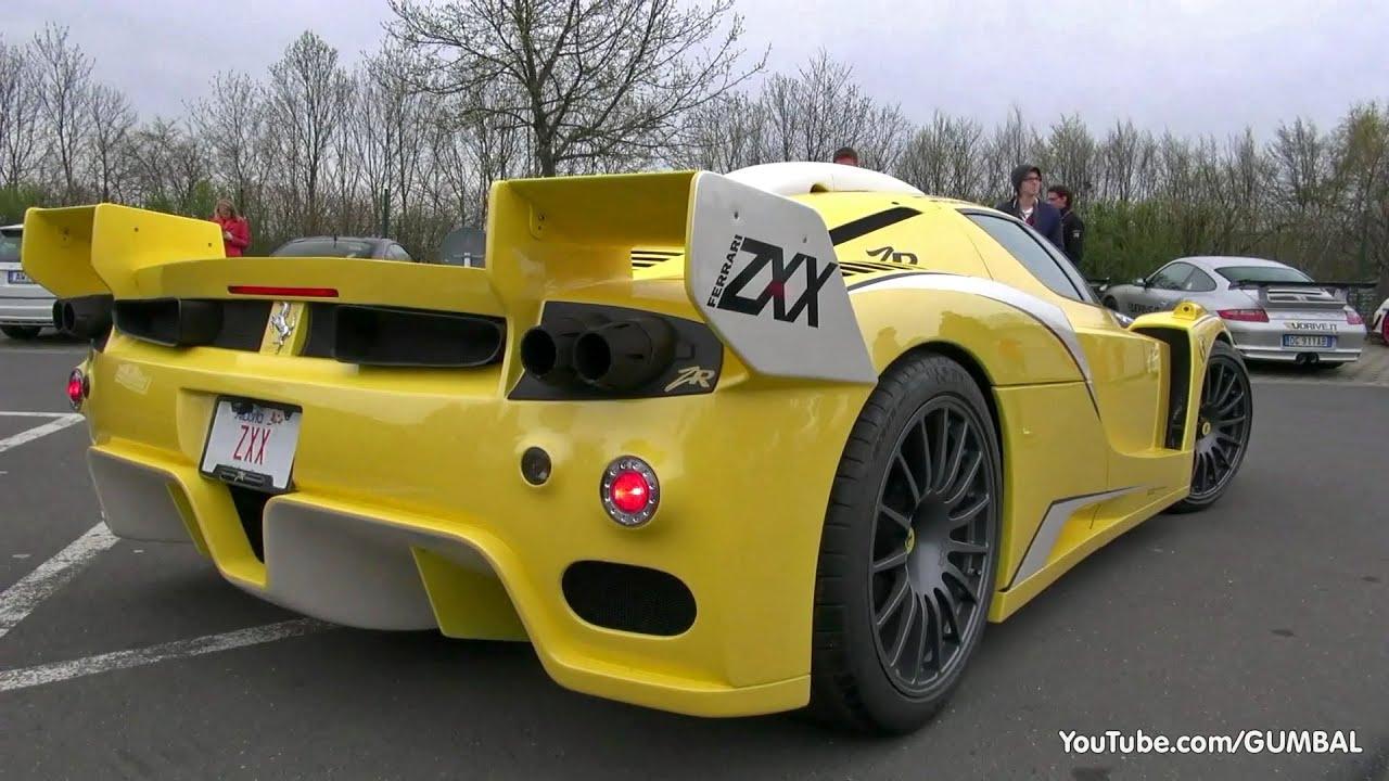 Uncut Ferrari Enzo Zxx Edo Competition By Zr Exotics