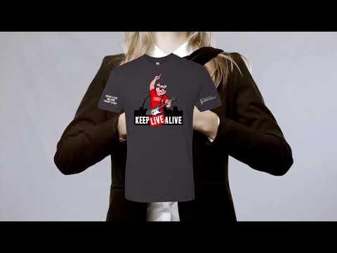 Keep Live Alive T-Shirt
