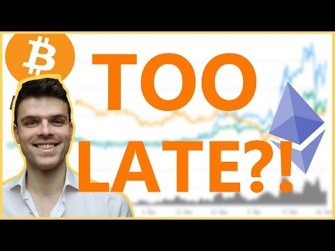 Is It TOO LATE To Buy Bitcoin Or Ethereum ?