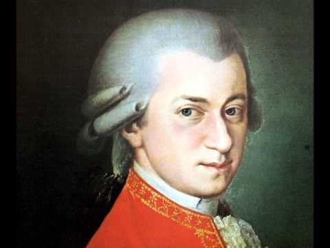 Mozart - Symphony #40 In G Minor, 1. Molto Allegro