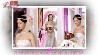Cô dâu Trịnh Sảng