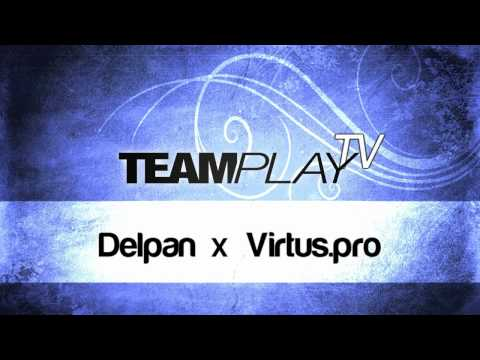 TEAMPLAY.TV // Fnatic PLAY 2011: Delpan X Virtus.pro