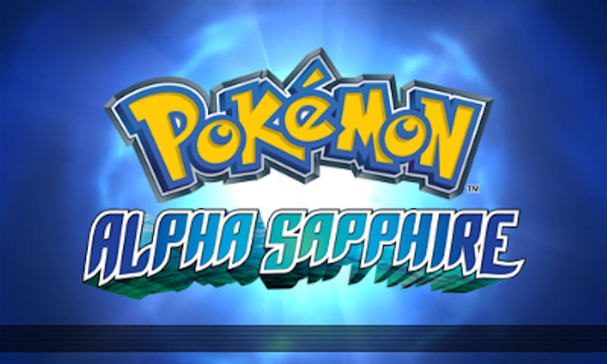 how to delete alpha sapphire