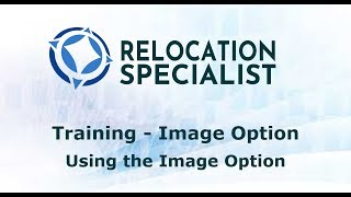 Training Videos - The Images Option