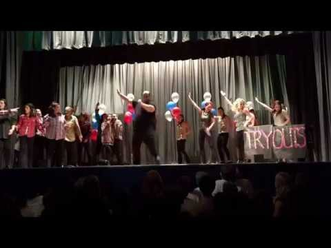 Central school lip sync teacher act 2015