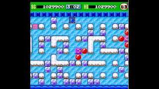 PC Engine Longplay [093] Bomberman 93
