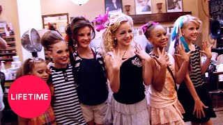 Dance Moms: The ALDC Gets a Music Video Makeover (Season 1 Flashback) | Lifetime
