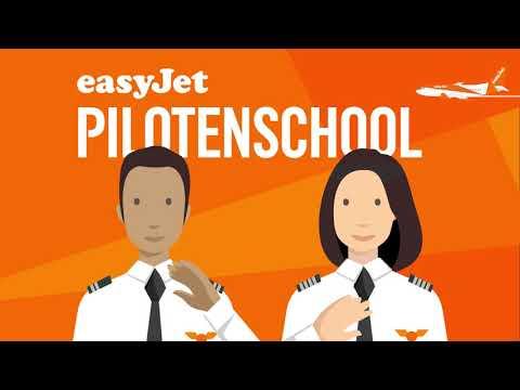easyJet Pilotenschool: Les 5 De buitenkant van een vliegtuig