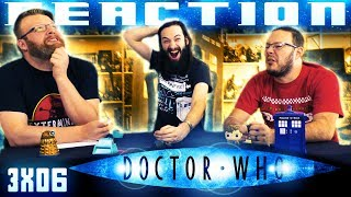 """Doctor Who 3x6 REACTION!! """"The Lazarus Experiment"""""""