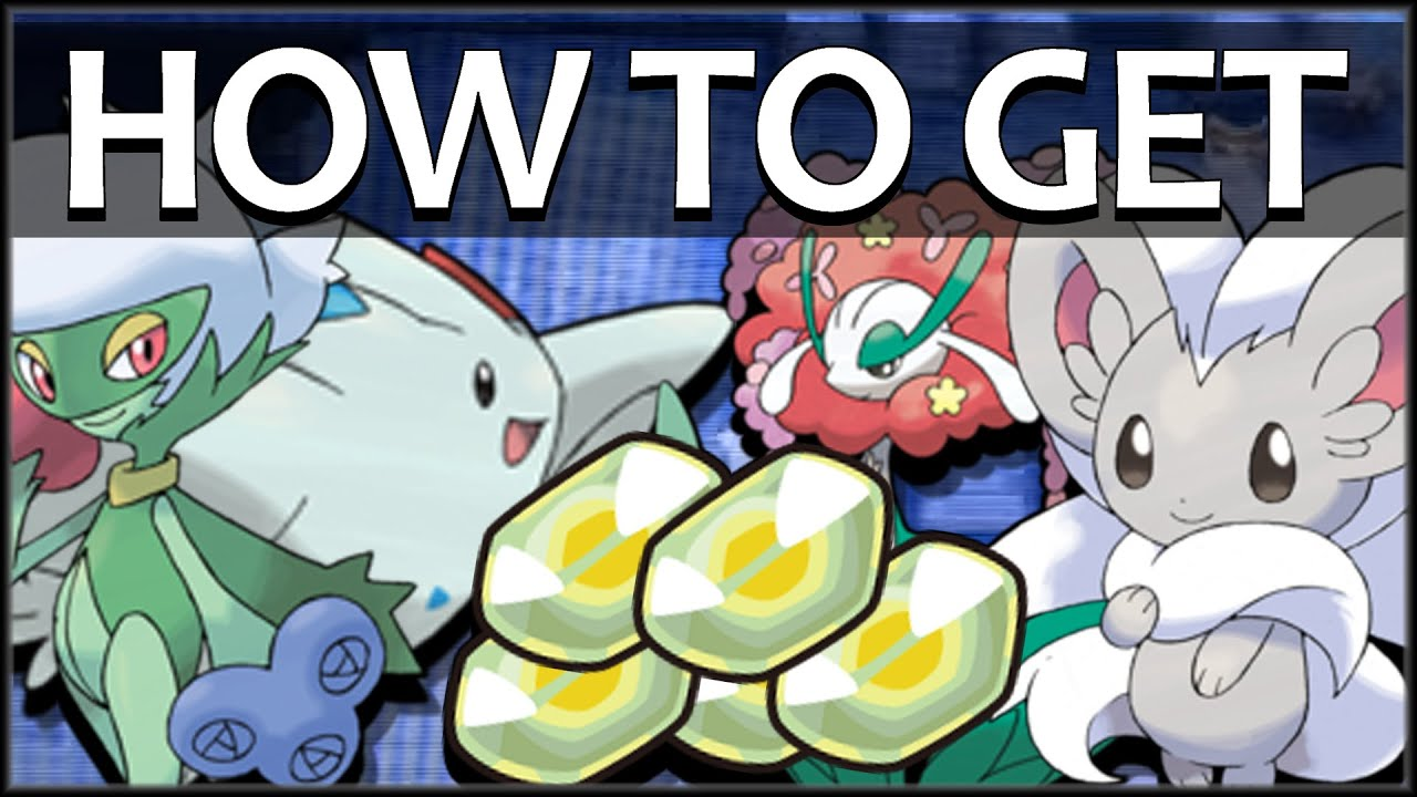 How To Get Multiple Shiny Stones In Pokemon Oras Youtube