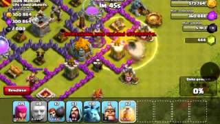 Clash Of Clans|Ataque a Juan Manuel
