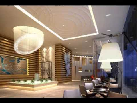 Hotel Lobby Interior Decorating Ideas