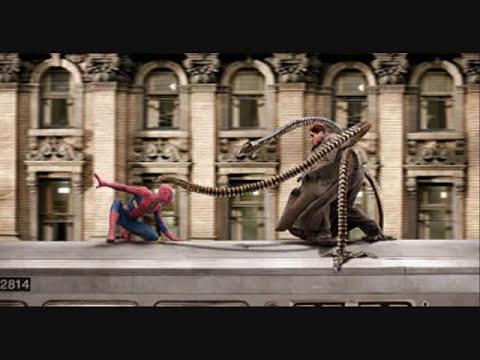 Dashboard Confessional - Vindicated (OST Spider-Man 2/ Человек-Паук 2)