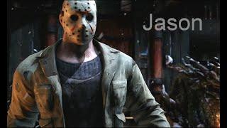 Mortal Kombat X - обзор Jason