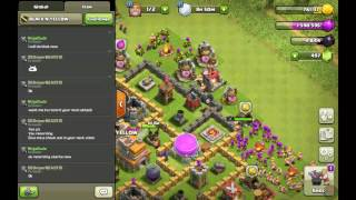 CLASH OF CLANS episode 2 -release the sniper beast-