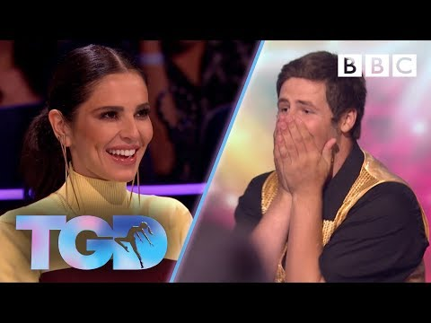 Superfan James dances for his hero Cheryl! - The Greatest Dancer | Auditions Mp3