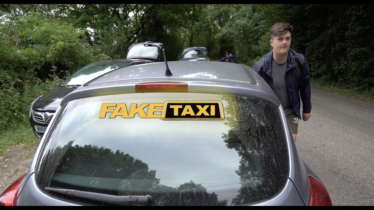 Ep 91 Jordans Fake Taxi Sticker