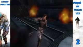 Extermination PS2 NTSC-US Played on PCSX2 1.3.1 Emulator Part 2 HD1080p
