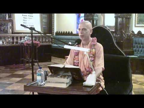 Lecture - Prahladananda Swami - SB 9.12.7-13.3 - Pitiful Pastimes