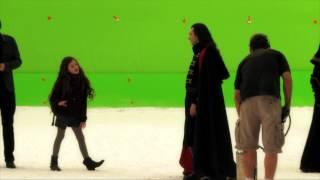 The Twilight Saga: Breaking Dawn Part 2 - Working With MacKenzie