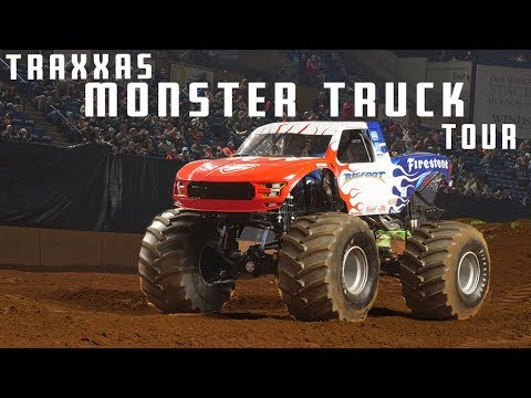 Traxxas Monster Truck Tour 2019 | Augusta, GA