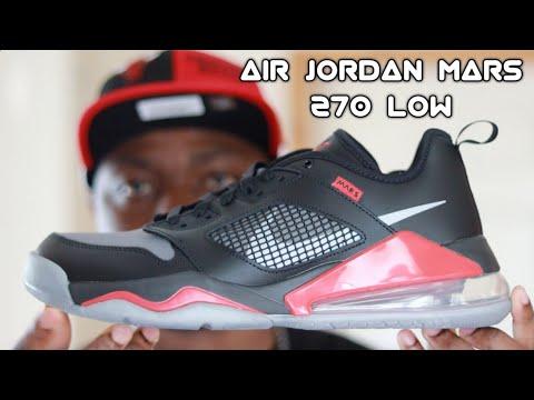 air jordan mars 270 low