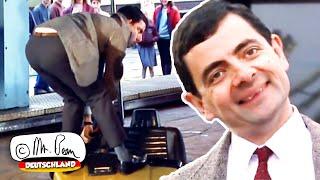Mr. Bean sucht einen Autoscooter