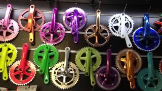 HR تصميم دراجة creater