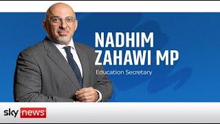 Nadhim Zahawi appointed Education Secretary