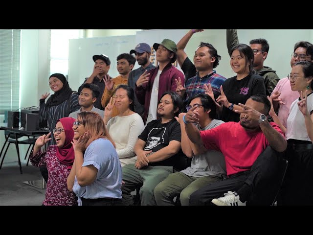 [HIGHLIGHT] Pesta Filem KITA 2020 Filmmaker Workshop