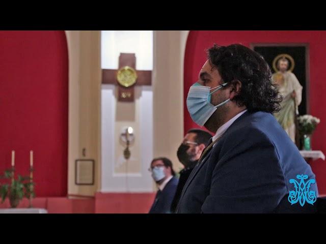 LA LINEA COFRADE. PRESENTACIÓN CARTEL SEMANA SANTA LA LÍNEA 2021