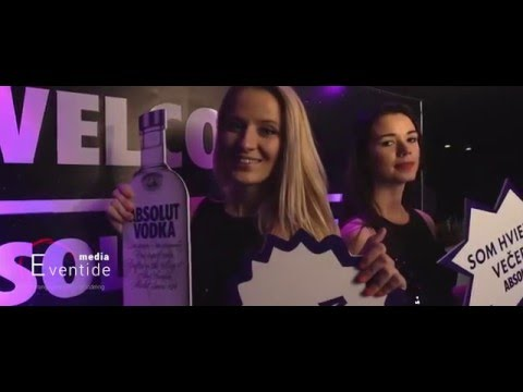 Absolut Party - The Club Bratislava 2016