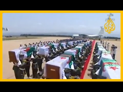 الجزائر تستعيد رفات 24 من ثوار وقادة المقاومة الشعبية للاستعمار الفرنسي  - نشر قبل 7 ساعة