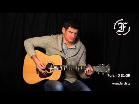 Furch D31-SR Acoustic guitar