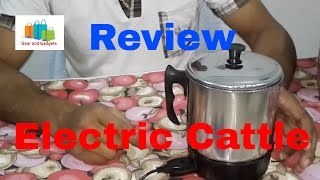 Electric Cattle or electric water boiler very cool gadgets