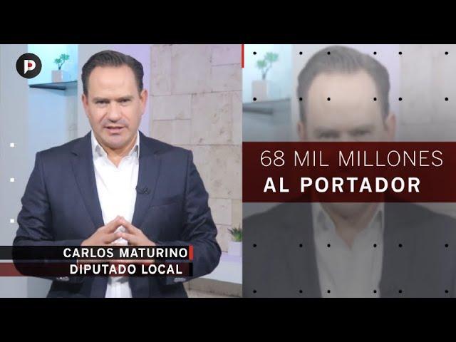 68 MIL MILLONES AL PORTADOR
