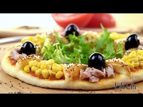 Pizza étoile de mer - CUISINE LIH LIH / وصفات ليه ليه