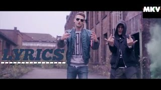 JOHNNY DIGGSON ft. DEAMON - Kapuze und Ray Ban | JMC | HALBFINALE LYRICS