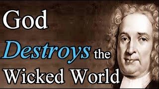 god-destroys-the-wicked-world-genesis-5---matthew-henry-bible-commentary