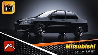 Mitsubishi Lancer тест драйв