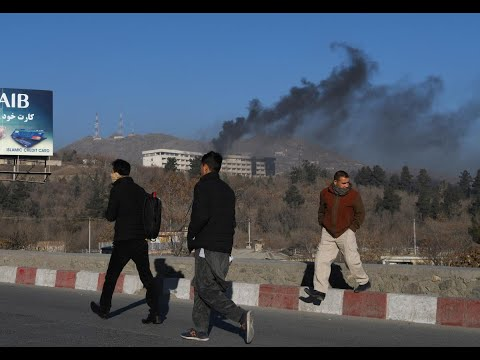18 قتيلا في هجوم تبنته طالبان على فندق بكابول  - نشر قبل 7 دقيقة