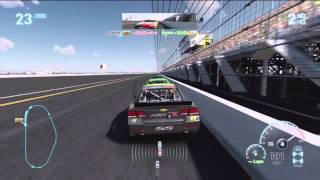 NASCAR The Game: Inside Line Highlights (2013 Daytona 500)