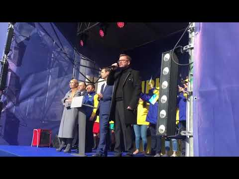Garmata TV: Юлия Тимошенко в Чернигове 22.03.2019