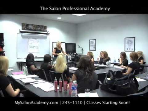 Grand Junction Beauty School - Prior Knowledge Commercial - The Salon Professional Academy