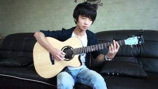 (The Rolling Stones) Paint It Black - Sungha Jung