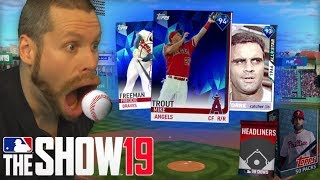 Ate Baseballs For MLB The Show 19