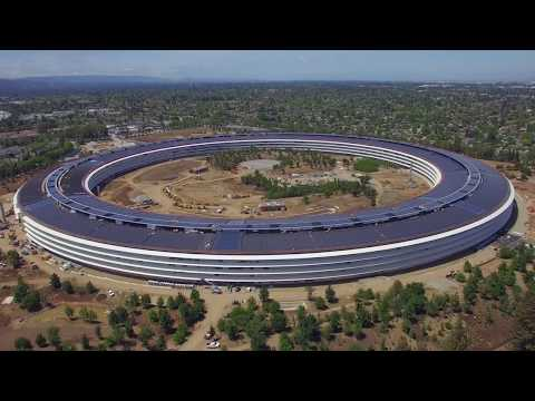 Apple's new 'spaceship' campus cost $5 billion to build |  Recode